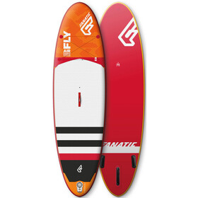 """Fanatic Fly Air Premium 10'4"""" Lauta , oranssi/valkoinen"""